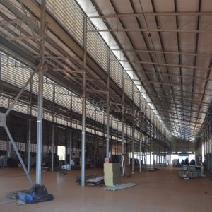 Prefab Steel Structure for Workshop/Warehouse Building pictures & photos