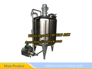 50L Mixing Tank Electric Heating Mixing Tank for Ice Cream pictures & photos