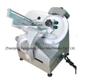 Fqp-300c Stainless Steel Frozen Meat Slicing Machine, Pork Cutter, Frozen Food Processor pictures & photos