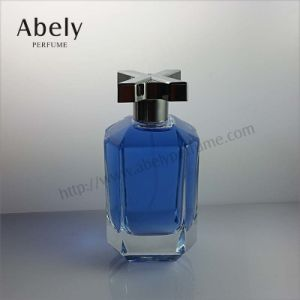 Polished Glass Perfume Bottle with Original Perfume pictures & photos