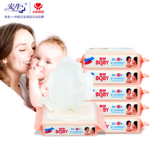 China Supplier Hot Sale Antibacterial Baby Wet Towel pictures & photos