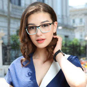Fashion Optical Frame Lady Eyeglass Frame New Design Acetate Handmade Eyewear pictures & photos