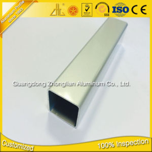 China Aluminum Profile Manufacturer Aluminium Square Tube Profile pictures & photos