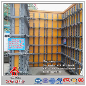High Quality Electrophoretic Painting Wall Formwork System pictures & photos
