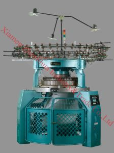 High Speed Double Jersey Rib Circular Knitting Machine pictures & photos