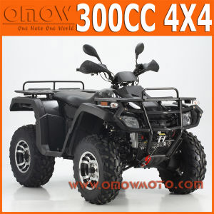 Cheap EPA 300cc 4X4 Street Legal ATV for Sale pictures & photos