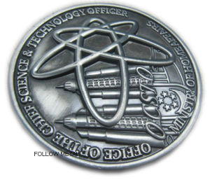Customized Collection Coin for National Foundation with Diamond Cutting pictures & photos