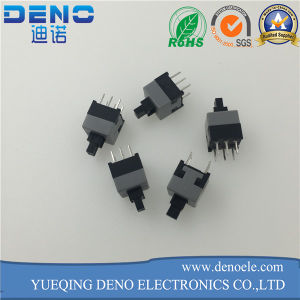 6 Pin Push Switches Self Locking Switch pictures & photos