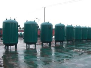 Carbon Steel Air Storage Tank (heating container) pictures & photos