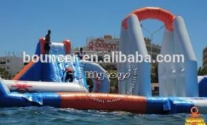 Lilytoys Hot Summer Inflatable Floating Water Park Giant Inflatable Aqua Fun Parkfor Adults pictures & photos