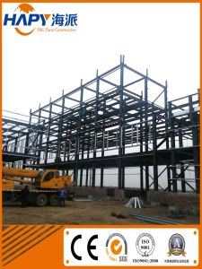 Steel Structure with Design and Installation From China Supplier pictures & photos