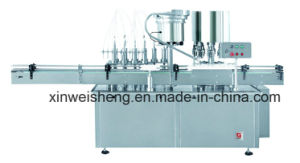 Ggz-4 High-Speed Filling and Cap Screwing Machine pictures & photos