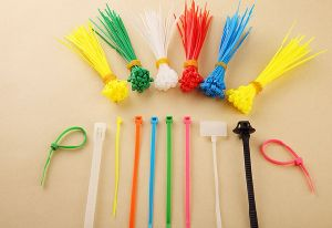 "Nylon Cable Ties Kits - 4"" - 6"" - 8"" - 11"" - Multicolor - Wire Ties Plastic Zip Tie pictures & photos"