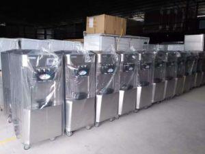 Bql-308 Stainless Steel Soft Ice Cream Machine pictures & photos