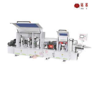 Automatic Edge Banding Machine with Pre-Milling pictures & photos