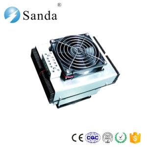 Small Compact Durable Thermoelectric Peltier Air Cooler for Advertising Machine pictures & photos