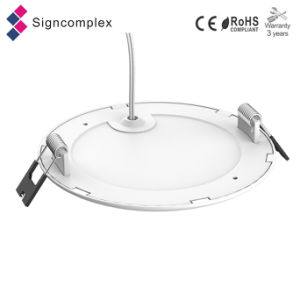 IP64 Waterproof Round Bathroom Light, LED Bathroom Ceiling Light with 3 Warranty Years pictures & photos