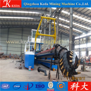 China Direct Manufacturer Hydraulic Cutter Suction Dredger for Sale pictures & photos