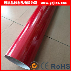 PVC High Gloss Cold Lamination Wrapping Film for Cabinet, Furniture, and Panels pictures & photos