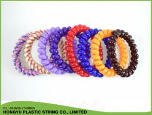 High Quality Telephone Wire Hair Band pictures & photos