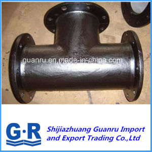 Ductile Iron All Flanged Tee pictures & photos