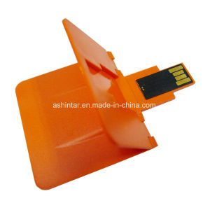 New Waterproof USB Stick Folding Card USB Drive pictures & photos
