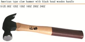 Claw Hammer with Wooden Handle High Quality pictures & photos