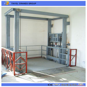 Sjd0.5-10 Fixed Guide Rail Lift for Low Price pictures & photos