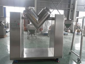 Dry Powder Mixer for Food Powder, Granule, Chemical, Starch, Seasoning, Animal Feed, Grain, Salt, Calcium, Medical, Flour, Chemical pictures & photos