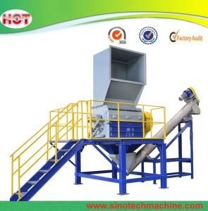 Plastic Granulator Plastic Crusher for Plastic Film Bottle Pipe Lump pictures & photos