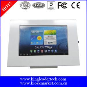 """Tablet Kiosk Enclosure Desktop Stand for 10.1"""" Android Tablets"""