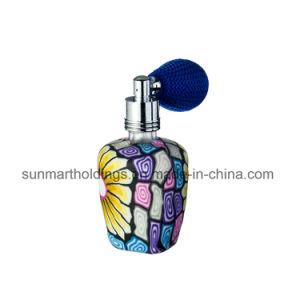 Clay Perfume Bottle Perfume Atomizer pictures & photos