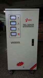 Tns 30kVA AVR Servo Type Automatic Voltage Regulator pictures & photos
