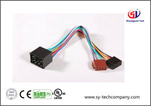 Customized 22AWG 14 Pin Wire Harness with UL Approved pictures & photos