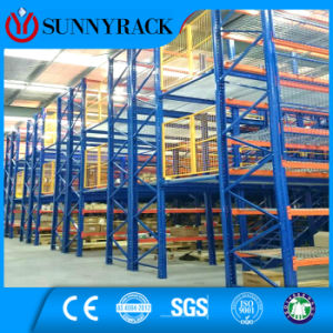 Warehouse Storage Rack Supported Mezzanine Floor pictures & photos