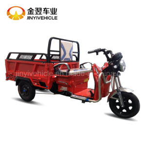 Max Speed 40km/H Electric Cargo Tricycle with Big Power pictures & photos