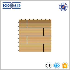 300*300*22 WPC/ Wood Plastic Composite DIY Floor pictures & photos