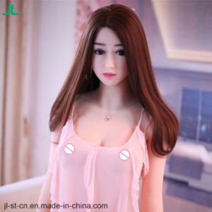 158cm Life Size Samll Breasts Sex Doll Silicone Love Doll for Men Jl-158-A2 pictures & photos