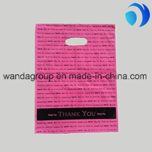PE Plastic Printed Shopping Die-Cut Bag pictures & photos