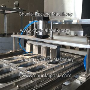 Moisture Absorber Desiccant Box Sealing Machine pictures & photos