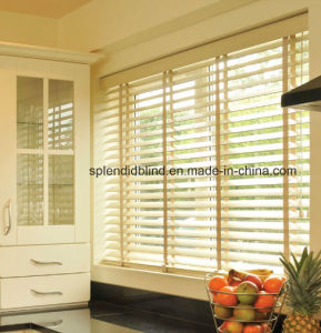 Basswood Windows Curtain Blinds Fashion Windows Blinds pictures & photos