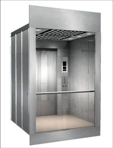 Mrl Passenger Observation Glass Sightseeing Elevator for Shopping Mall pictures & photos