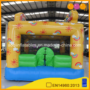 Aoqi Inflatable Jumping Bed Inflatable Bouncer for Amusement Park (AQ03157) pictures & photos