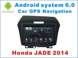 New Ui Android System Car GPS for Jade 2014 with Car Navigation