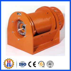Construction Hoist Parts Winch Have Load 1 Ton pictures & photos