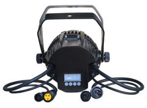 Outdoor Waterproof LED PAR Light 5in1 RGBWA 10wx8 IP65 DMX pictures & photos