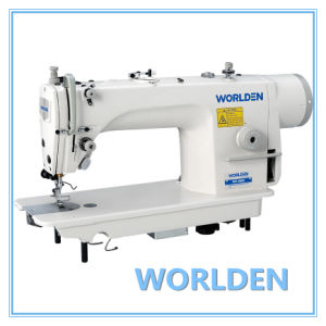 Wd-9800 Direct-Drive Lockstitch Industrial Sewing Machine pictures & photos