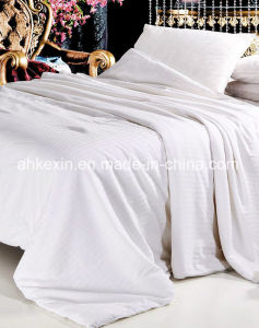 Soft Brushed Fabric Comforter Set pictures & photos