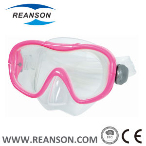Custom New Silicone Diving Mask for Children pictures & photos