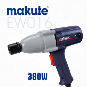 Electric Impact Wrench 220V Makute Professional Power Tools (EW016) pictures & photos